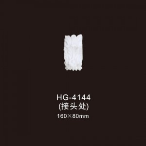 Ordinary Discount Cornice Moulding Eps Polyurethane Making - Beautiful Lamp Plate-HG-4144 – HUAGE DECORATIVE