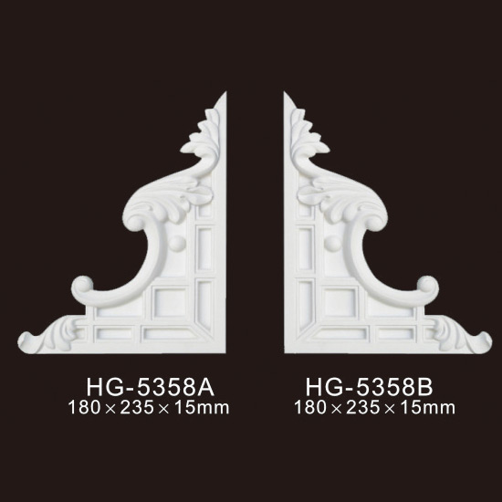 Excellent quality Beams Veneers For Construction - Veneer Accesories-HG-5358 – HUAGE DECORATIVE