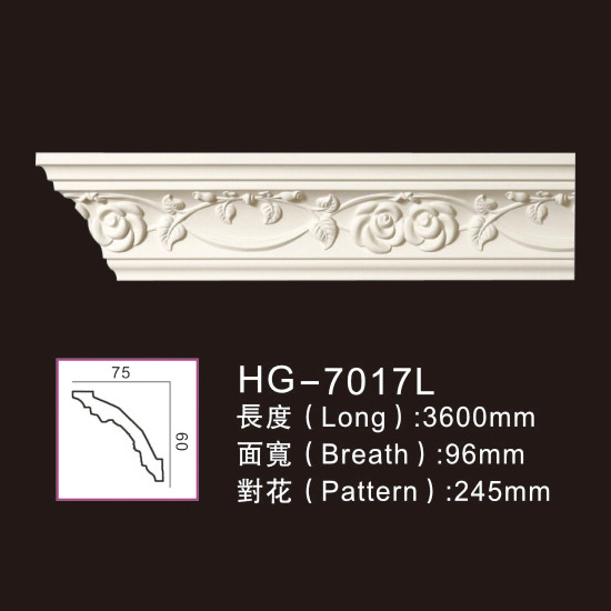 Factory Cheap Hot Crown Moulding Polyurethan Ceiling -