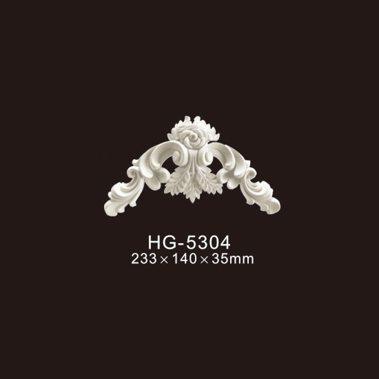 Best quality Door Trim - Veneer Accesories-HG-5304 – HUAGE DECORATIVE