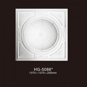 One of Hottest for Interior Decorative Medallion - Ceiling Mouldings-HG-5086 – HUAGE DECORATIVE