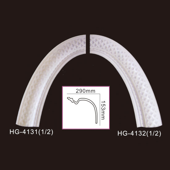 Factory supplied High Density Pu Medallion -