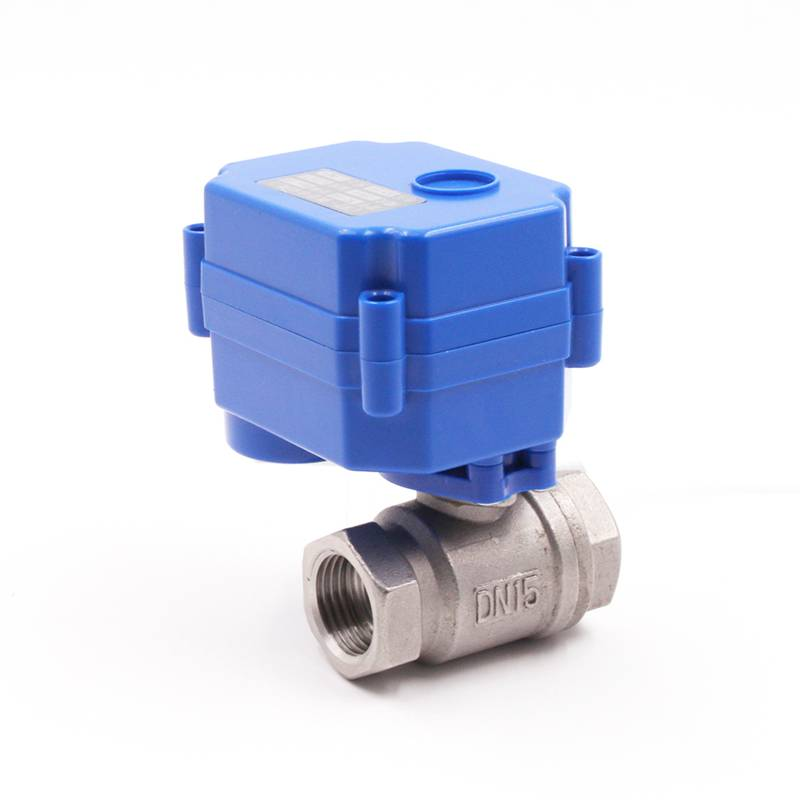 Factory wholesale 20ma Flow Control Valve -