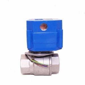 China Gold Supplier for Auto Shut Off Valve For Water Leak -