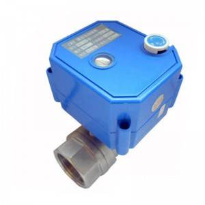 professional factory for Pvc Electric Ball Valve -