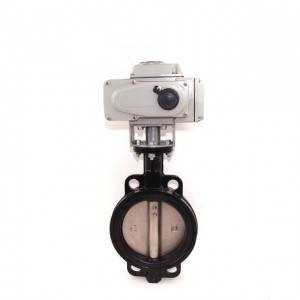 CTB Electric Butterfly Valve