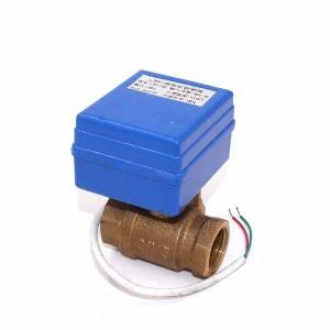 Lowest Price for 24vdc 2 Irrigation Valve -
