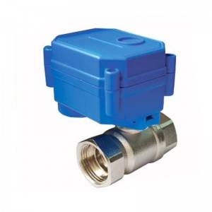 CWX-15Q/N Mini Electric Valve-Quick Open/Close