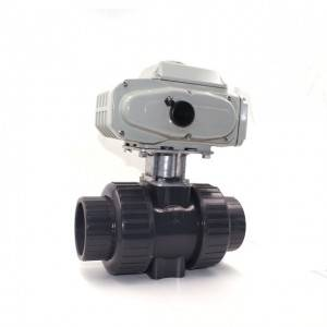 OEM Factory for Valve 2way Motorized Pvc -
