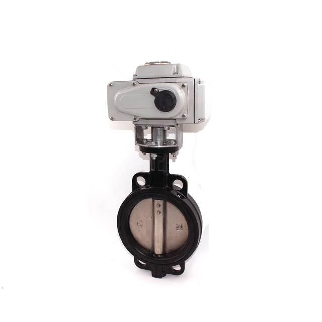 CTB Electric Butterfly Valve Featured Image