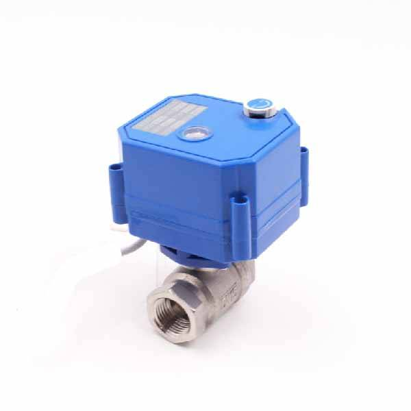 Factory Promotional Pvc Electric Actuator Ball Valve 50mm -