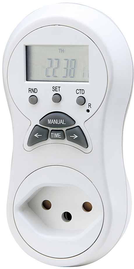 professional factory for Programmable Mechanical Timer Switch -