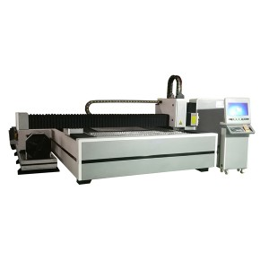 Fiber Laser Cutting Machine for Plate and Pipe