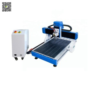 6090 Mesin Ukiran Nglereni Advertising CNC router 6090 gaya desktop
