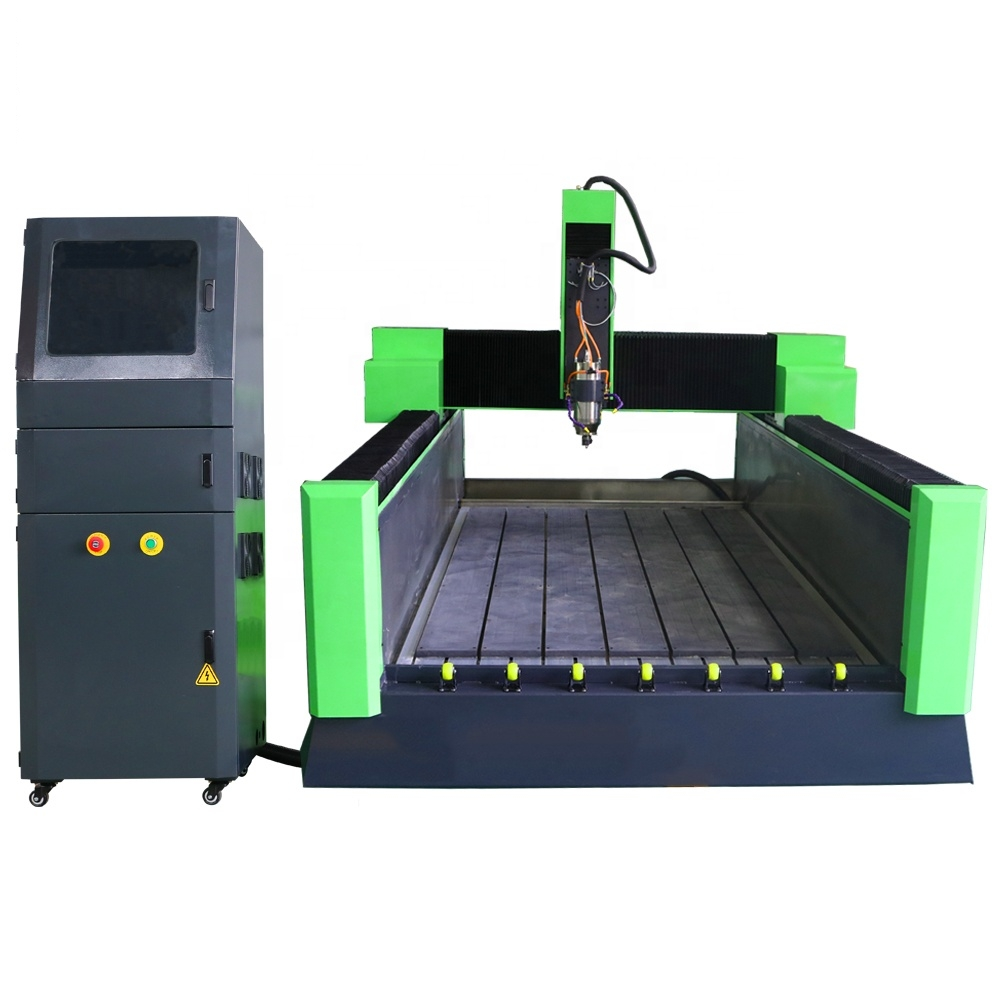 1325 CNC router machine for Stone marble Jade granite tombstone acrylic wood metal etc Featured Image