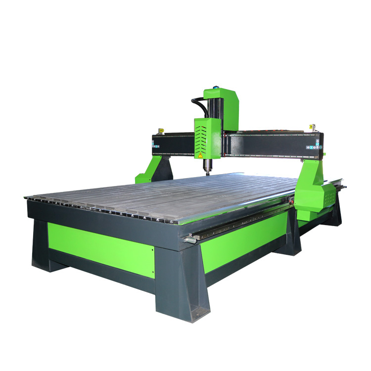 CNC router Machine 1530 with Table T-slot table Προτεινόμενη εικόνα