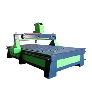 CNC router Machine 1530 με αλουμίνιο T-slot table