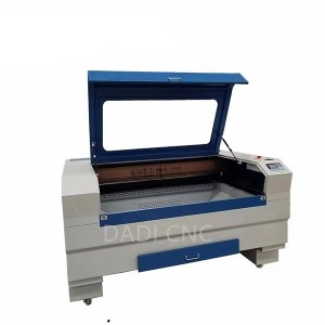 DA1390CCD Laser Cutting Machine with Camera Scanner