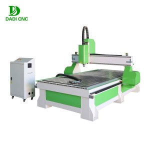 DADI CNC router Machine 1325 με αλουμίνιο T-slot table