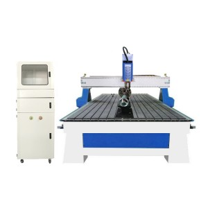 4 axis CNC router Machine 1325 neAluminium T-slot tafura