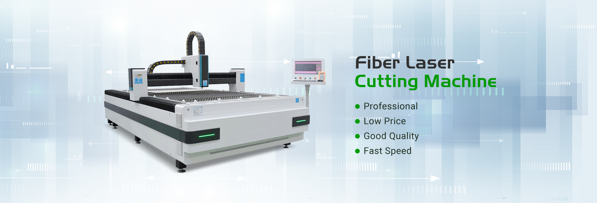 Serat Laser Cutting Machine