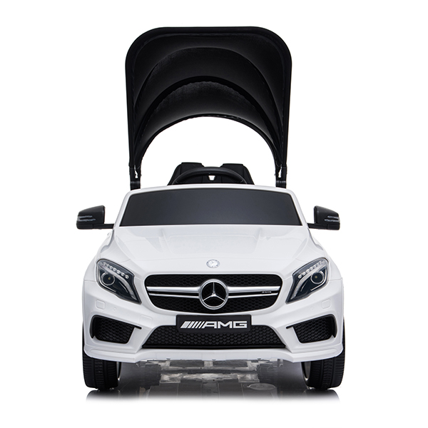 New Arrival China Shrilling Chicken - Licensed Mercedes-Benz GLA45 AMG 12V 4WD Ride on Cars,WITHOUT SIDE WINDOW – Haizhibao