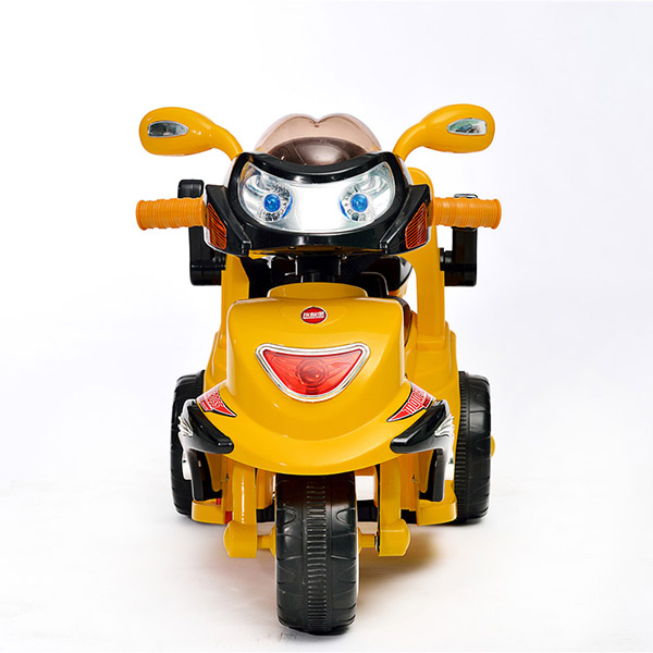 OEM/ODM Factory Battery Power Motorcycle For Kids - Popular Design for  New Children's Electric Car Four-wheel Dual-drive Swing Car Baby Toy Car – Haizhibao Featured Image