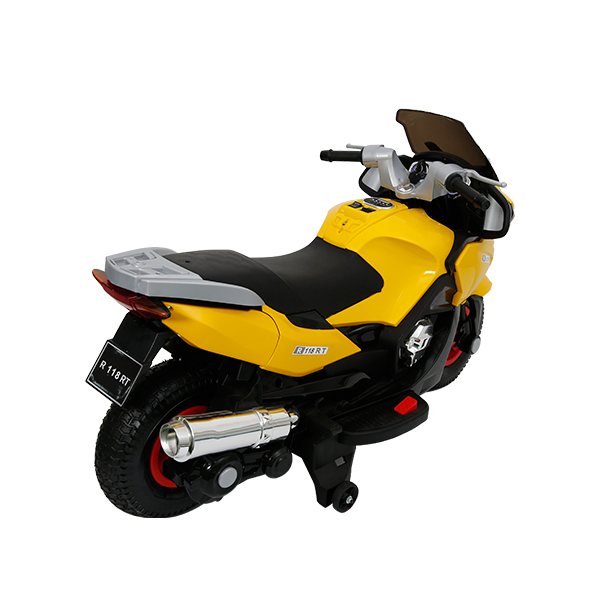 factory low price 12v Baby Motorcycle - China wholesale R3 Electric Motorcycle With Disc Brakes – Haizhibao