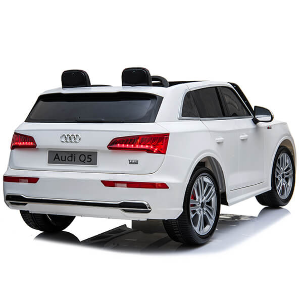 Discountable price 12v Fire Truck - Audi Q5 Two Seats low door – Haizhibao