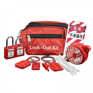 Hot-selling Lockout Tagout Kit For Gate Valve Flanged Type Cast Iron Valves