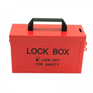 China supplier OEM Portable Lockout Box BD-8811 – Brady Lockout Tagout