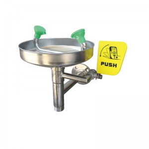 Wall Mounted Eye Wash BD-508A