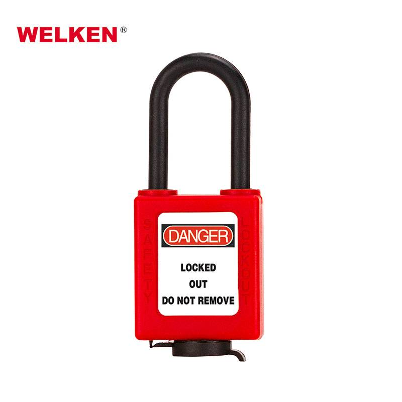 Anti-Dust Safety Padlock BD-8591N Featured Image