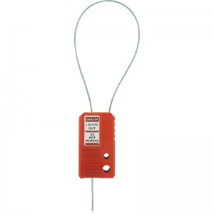 Miniature Cable Lockout BD-8449