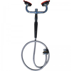 Double Heads Deck Mounted Eye Wash BD-504