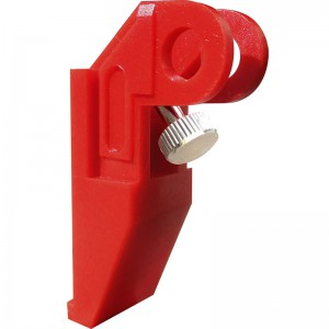 Push Button Miniature Circuit Breaker Lockout BD-8118