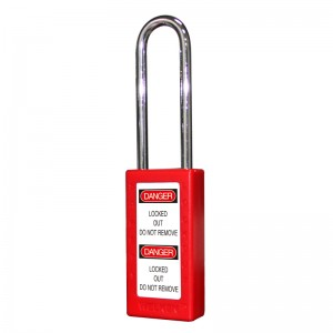 76mm Long Shackle Padlock BD-8575