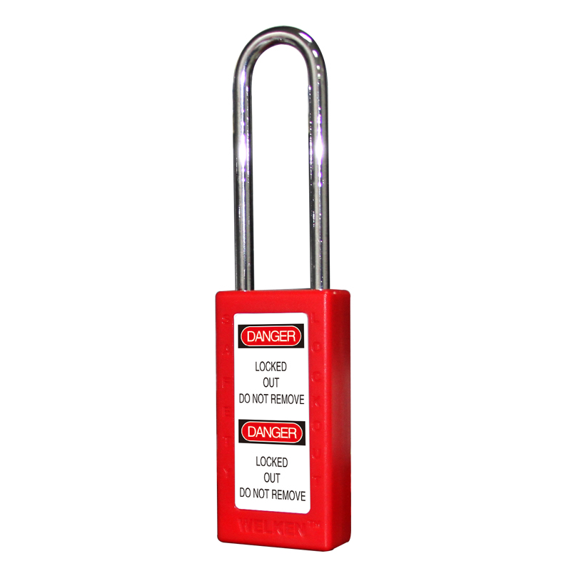 76mm Long Shackle Padlock BD-8575 Featured Image