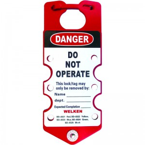 ODM Supplier Lockout Tagout Lockout Hasps With Hook
