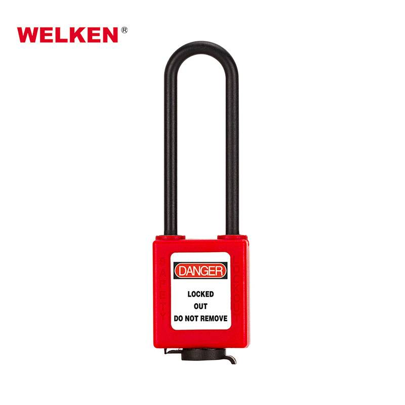 Dust-proof & Insulation Safety Padlock BD-8595N Featured Image