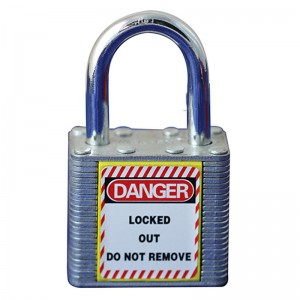 Dahaaray Steel Safety Padlock BD-8561 8565