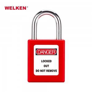 Safety Padlock BD-8511