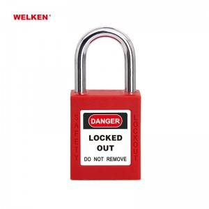 Safety Padlock BD-8511/21/25CS