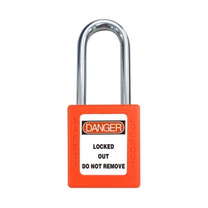 Security Padlock with Master Keys BD-8523