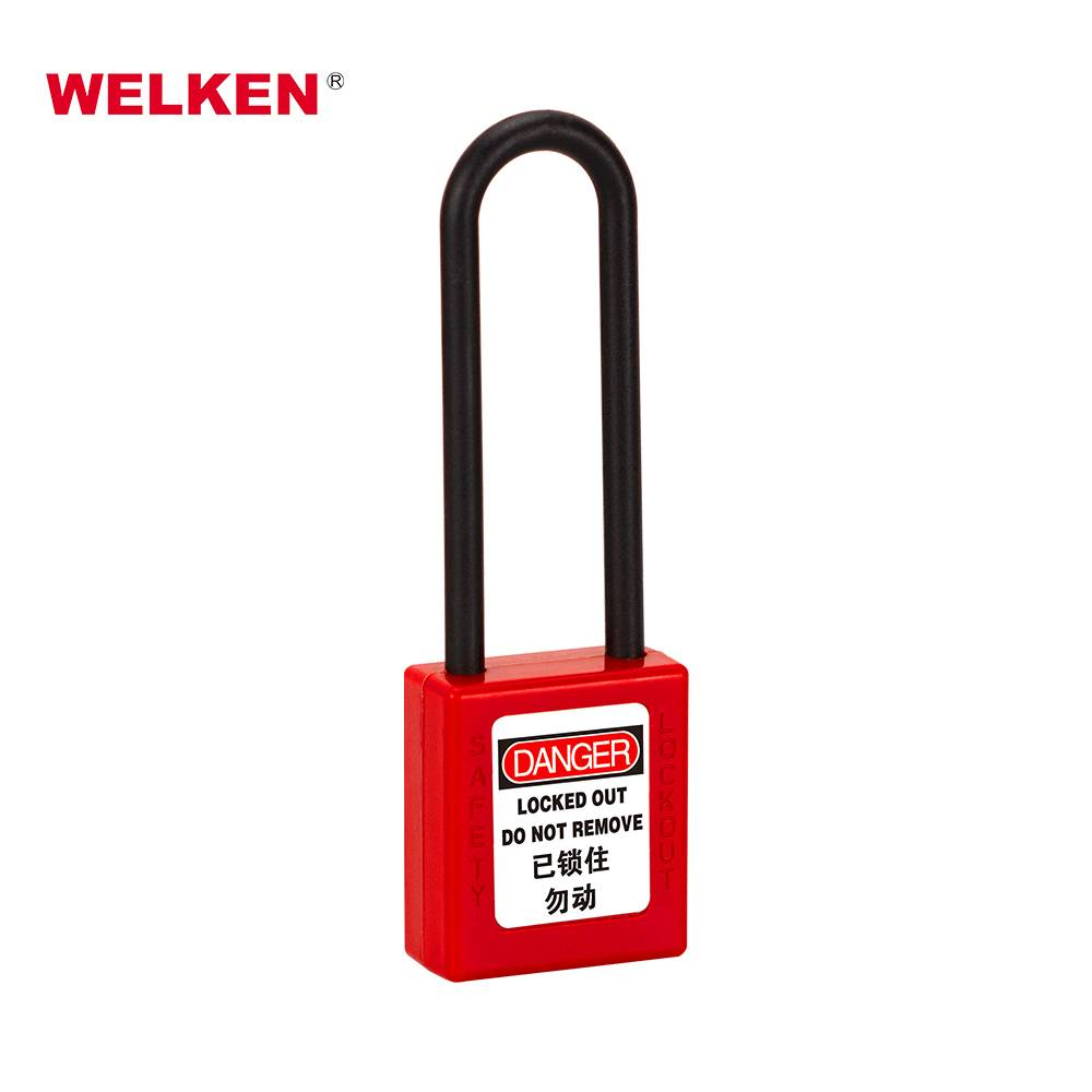 Insulation Safety Padlock BD-8535 Featured Image