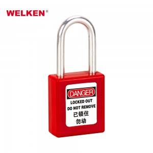 Spark-proof Aluminum Safety Padlock BD-8541
