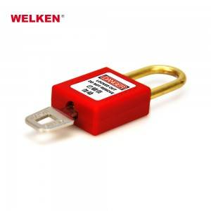 Brass Shackle Safety Padlock BD-8551