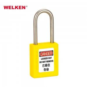 ABS Stainless Steel Shackle Safety Padlock BD-8581
