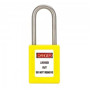 Stainless Steel Safety Padlock BD-8581