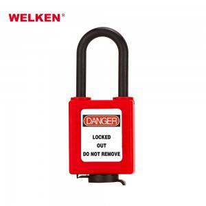 Anti-Dust Safety Padlock BD-8591N